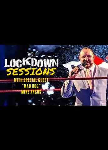 The Lockdown Sessions: UK Ring Announcer 'Maddog' Mike Angus