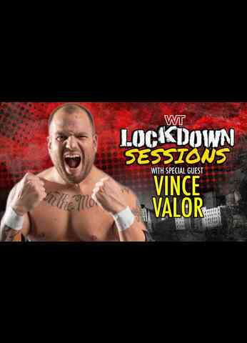 The Lockdown Sessions: Vince Valor