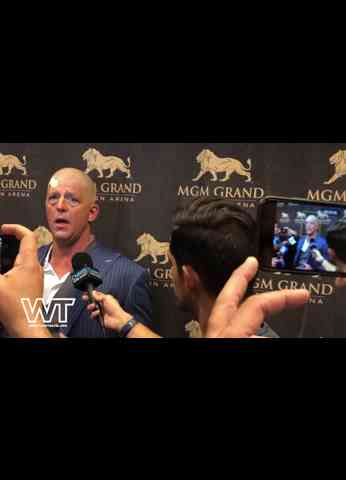 Wrestling Travel catches up with Dustin Rhodes at AEW Double or Nothing