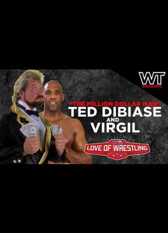 Wrestling Travel Exclusive interview with WWE Hall of Famer Ted DiBiase & Virgil