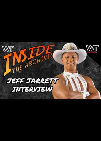 Wrestling Travel presents Inside The Archives: An Interview WWE Hall of Famer Jeff Jarrett