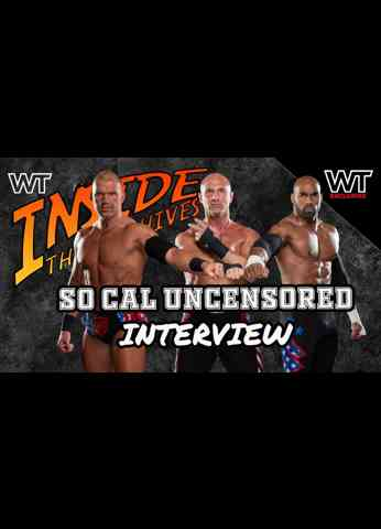 Wrestling Travel presents Inside The Archives : So Cal Uncensored (S.C.U) Interview