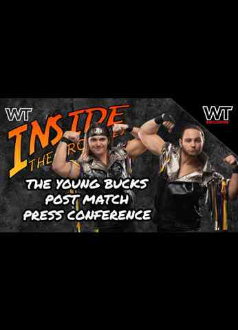 Wrestling Travel presents Inside The Archives: The Young Bucks at AEW Double or Nothing 2019