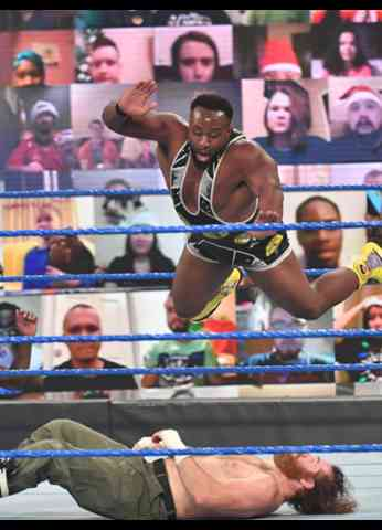 Big E on his thoughts going into his WrestleMania Match with Apollo