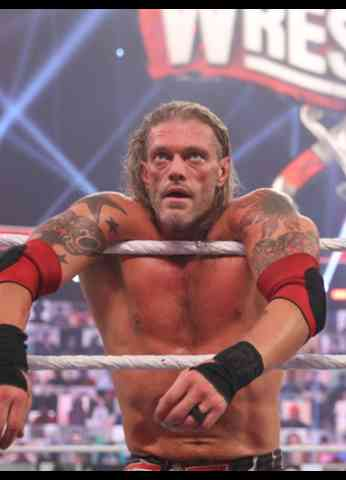 "Edge - ""I Can't wait to hear the crowd at WrestleMania"" (Interview)"