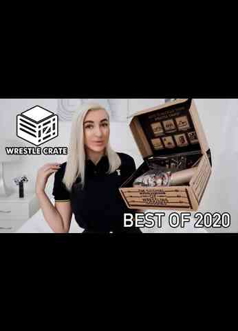 WRESTLE CRATE UK: BEST OF 2020 - UNBOXING