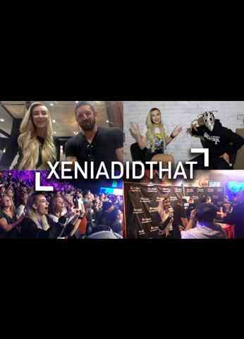 XENIA DID THAT: CHANNEL TRAILER